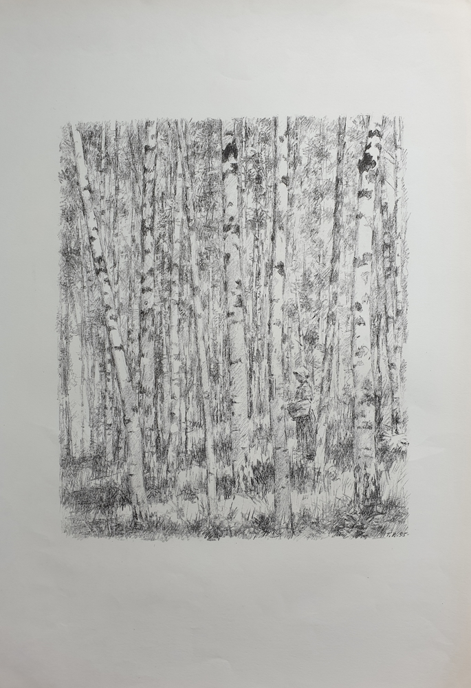 lot 4. «In the Forest»